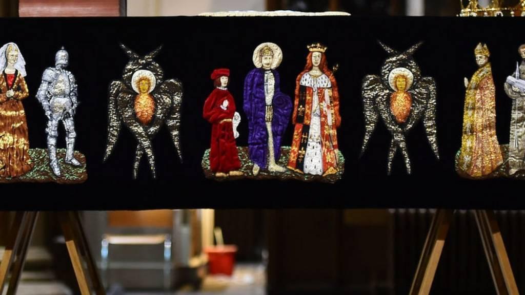 Richard III coffin