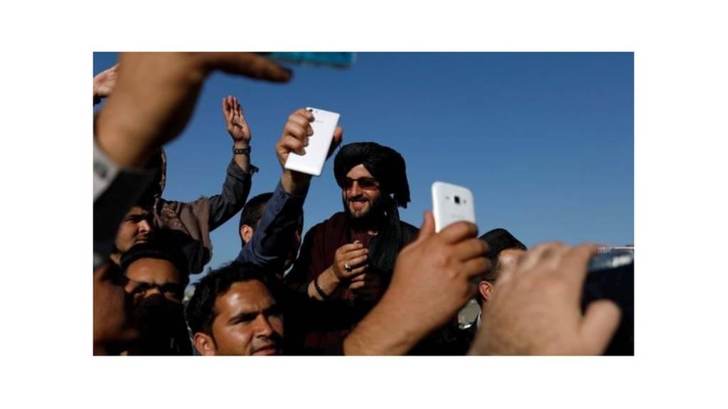 Taliban iyo ciidammada Afghanistan