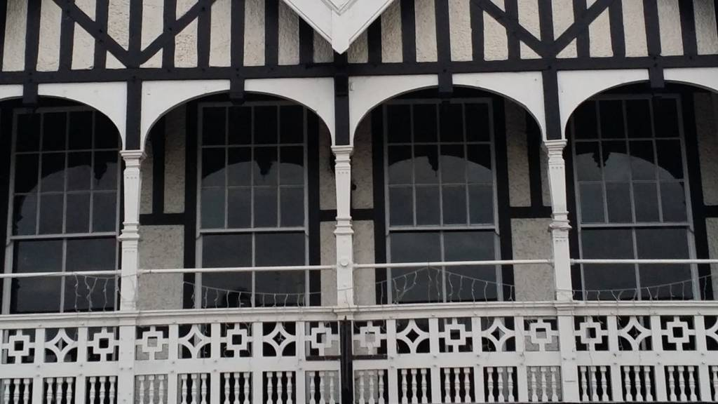 Old Rectifying House in Worcester
