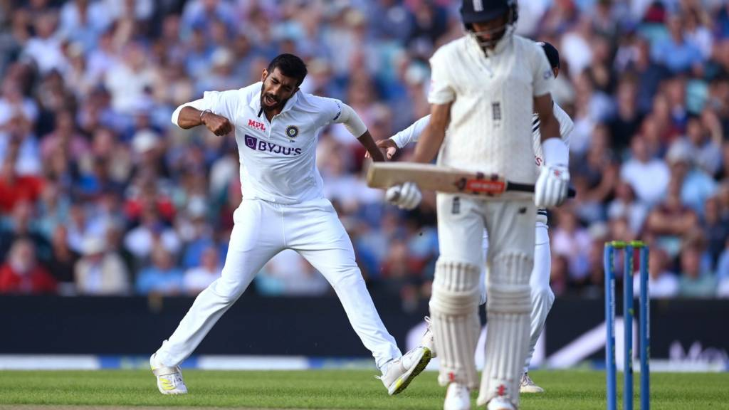 England v India LIVE: Fourth Test, day one, Kia Oval - commentary, score & updates - Live - BBC Sport