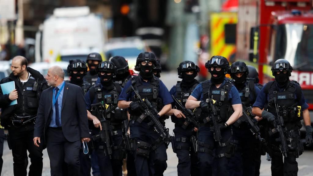 تدابیر امنیتی بعد از حمله لندن