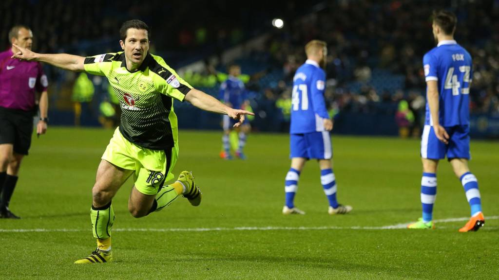Sheffield Wednesday v Reading