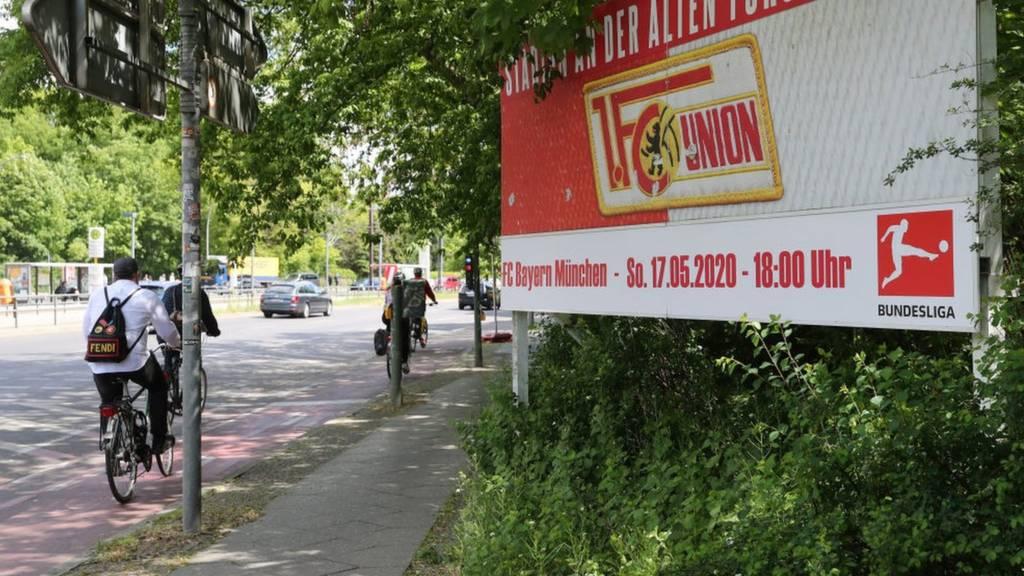 Union Berlin v Bayern Munich