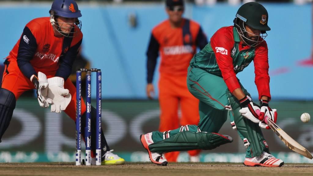 Bangladesh batsman Sabbir Rahman
