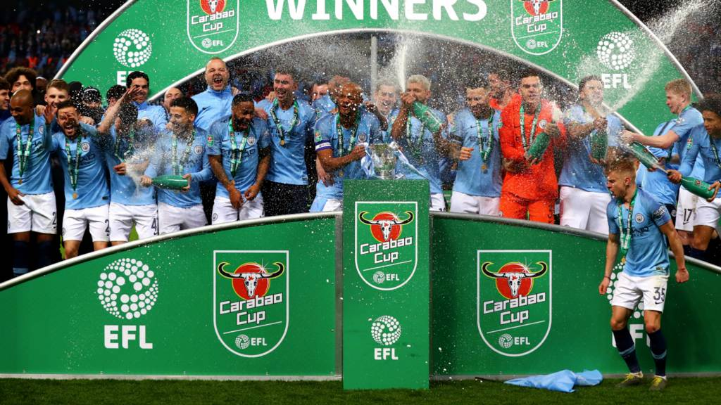Image result for man city carabao cup