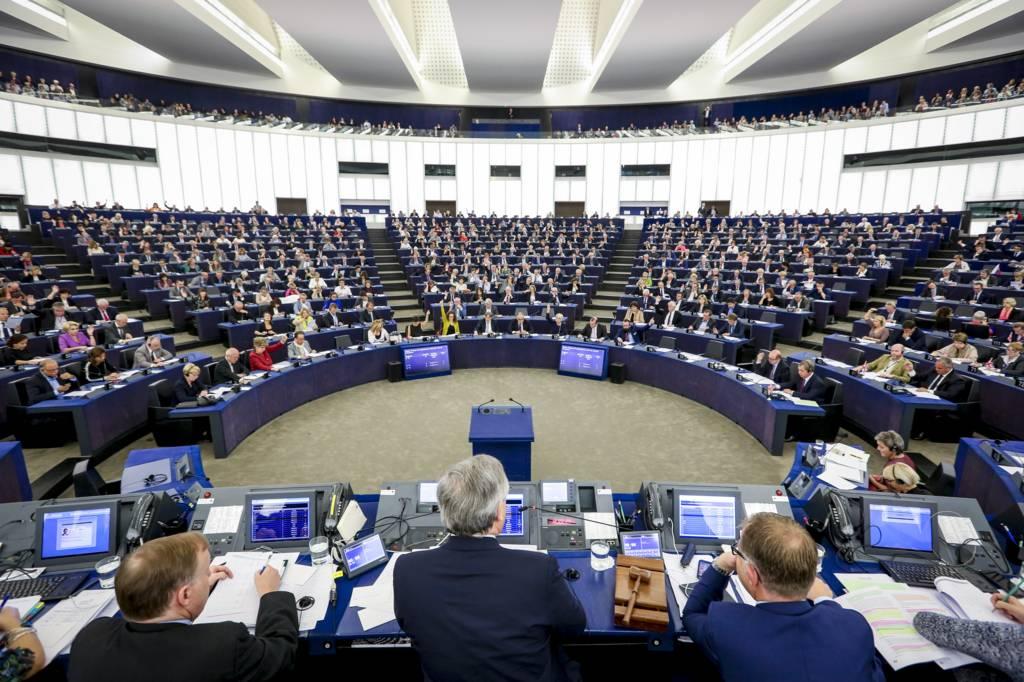 European Parliament wideview