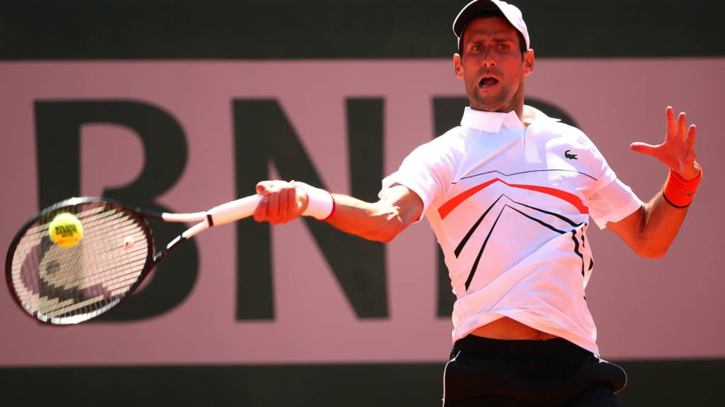 French Open 2019: Novak Djokovic's Instagram interview - Roland-Garros