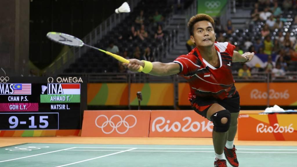 Rio 2016 Badminton: Mixed doubles final - Live - BBC Sport