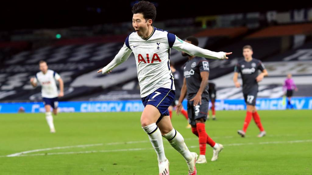 Carabao Cup LIVE: Tottenham v Brentford live commentary, score & updates -  Live - BBC Sport
