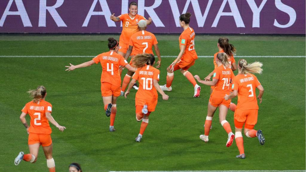 Watch Netherlands v Japan live in last 16 at Fifa Women's