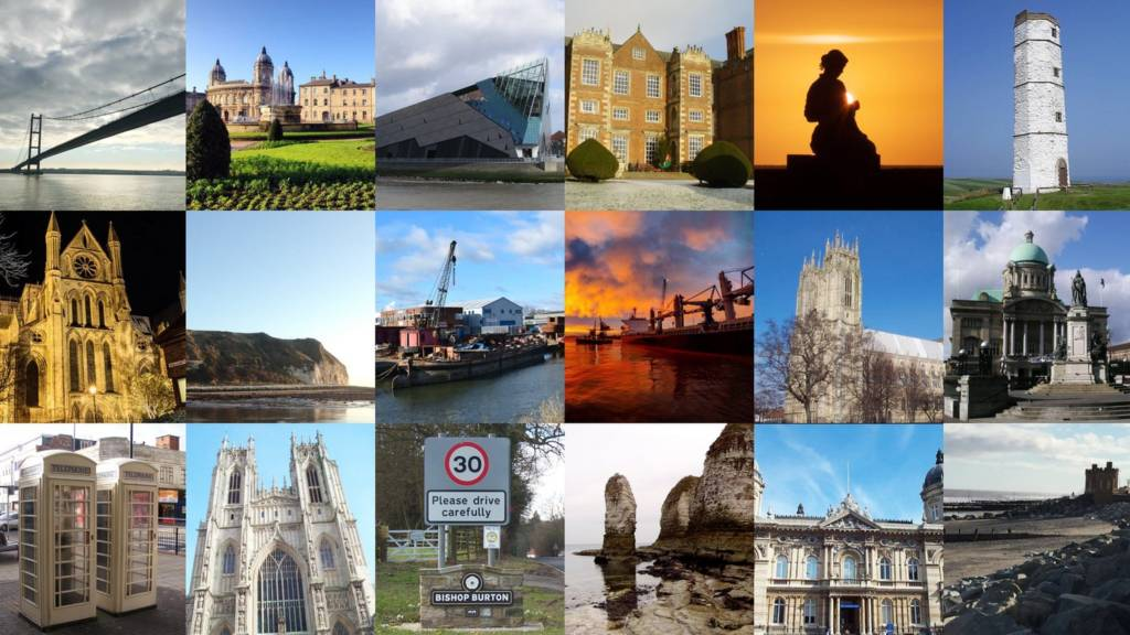 Various locations in East Yorkshire and northern Lincolnshire