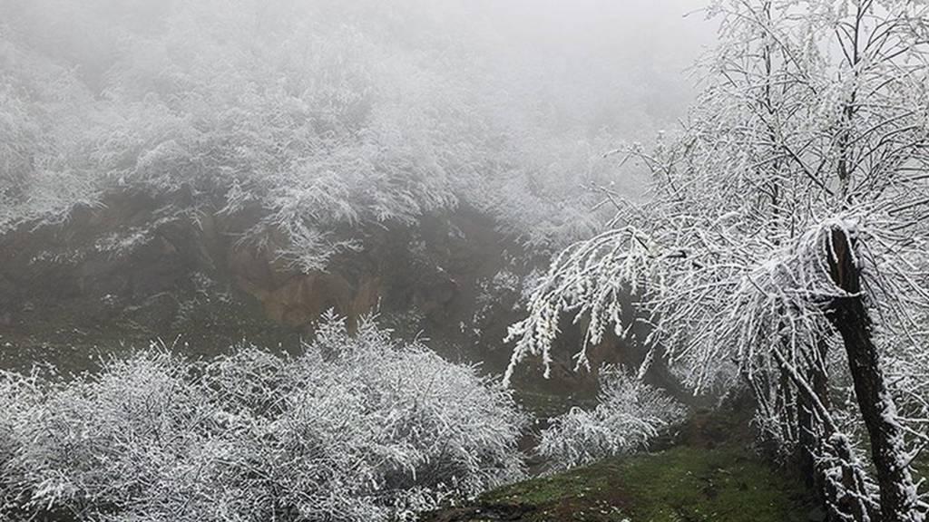 برف گیلان