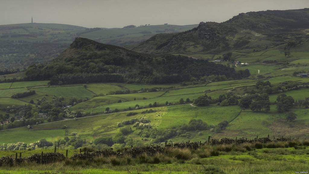 Roaches, East Staffordshire