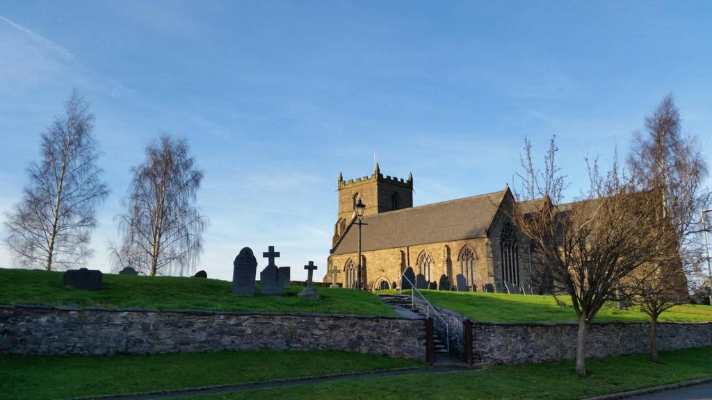 St Philip and St James Church in Ratby