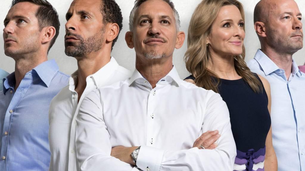 BBC Sport World Cup pundits