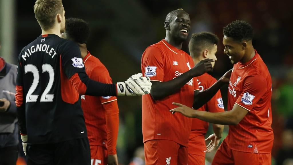 Liverpool's big win