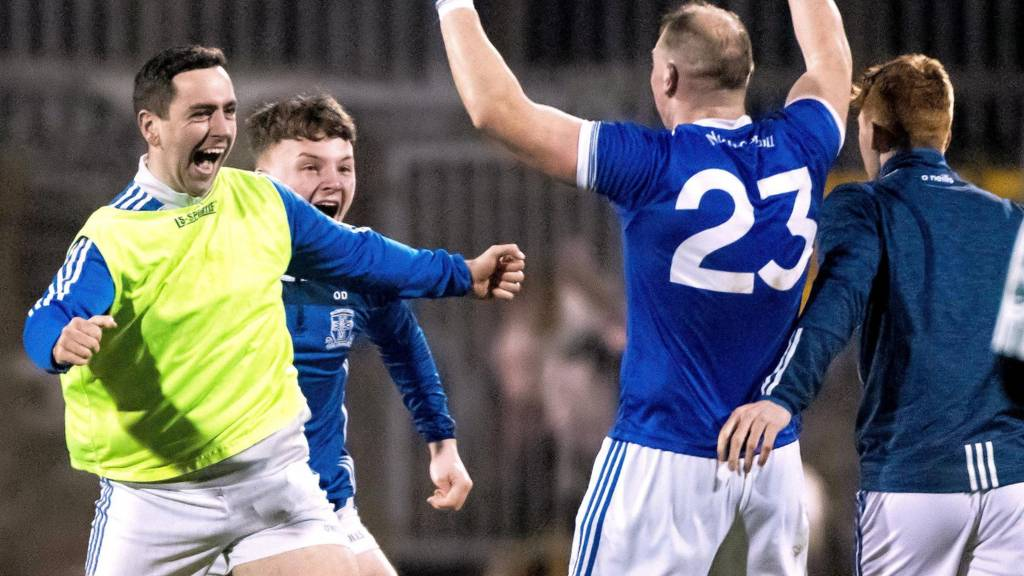 Can Naomh Conaill recover from winning the Donegal title in the final second replay on Wednesday to beat Castlerahan in the Ulster Club SFC on Sunday?
