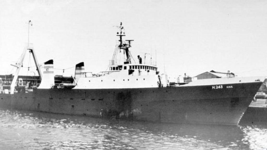 Trawler Gaul