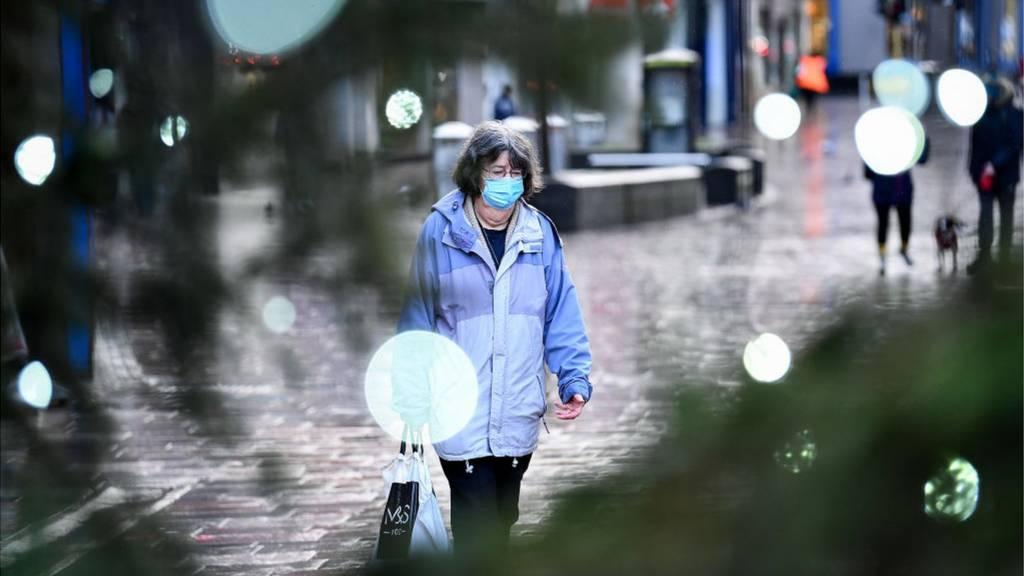 Covid in Scotland: 37 more deaths recorded - BBC News
