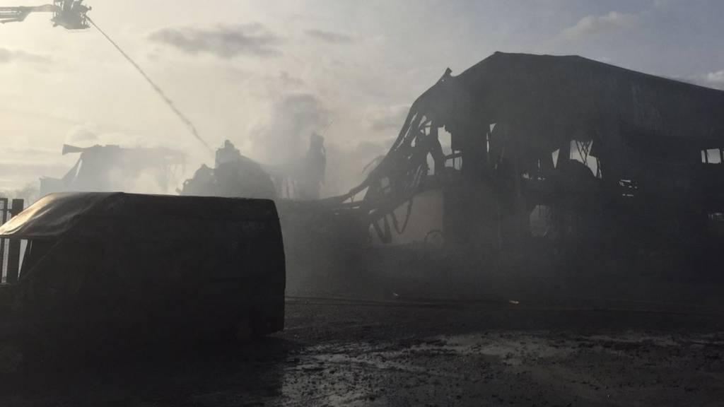 Stafford Fire