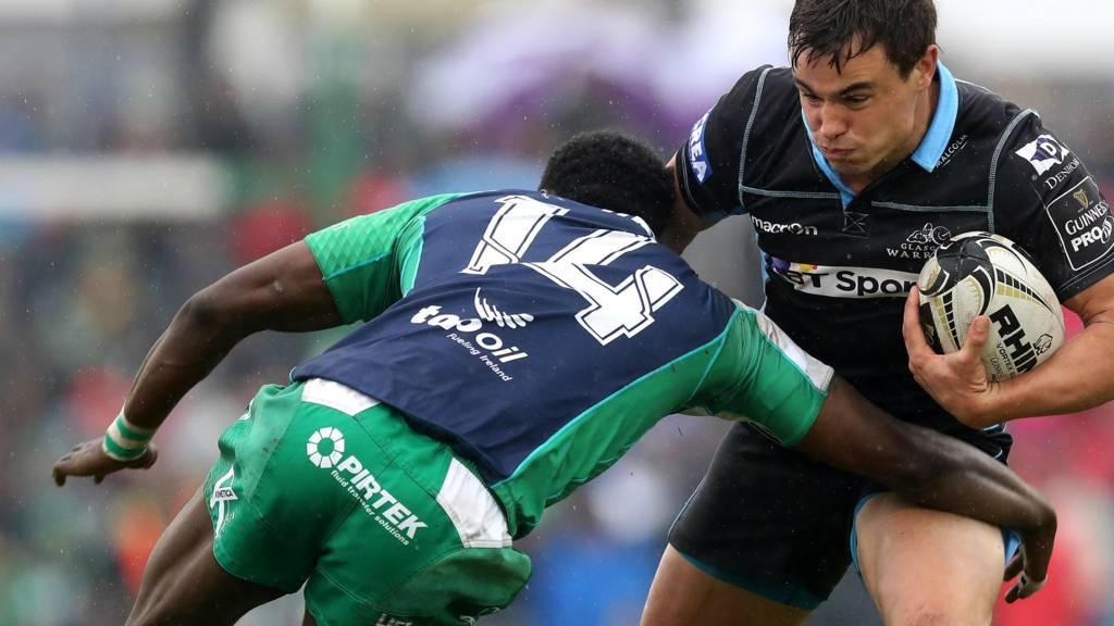 Glasgow and Connacht can both finish top of the Pro12