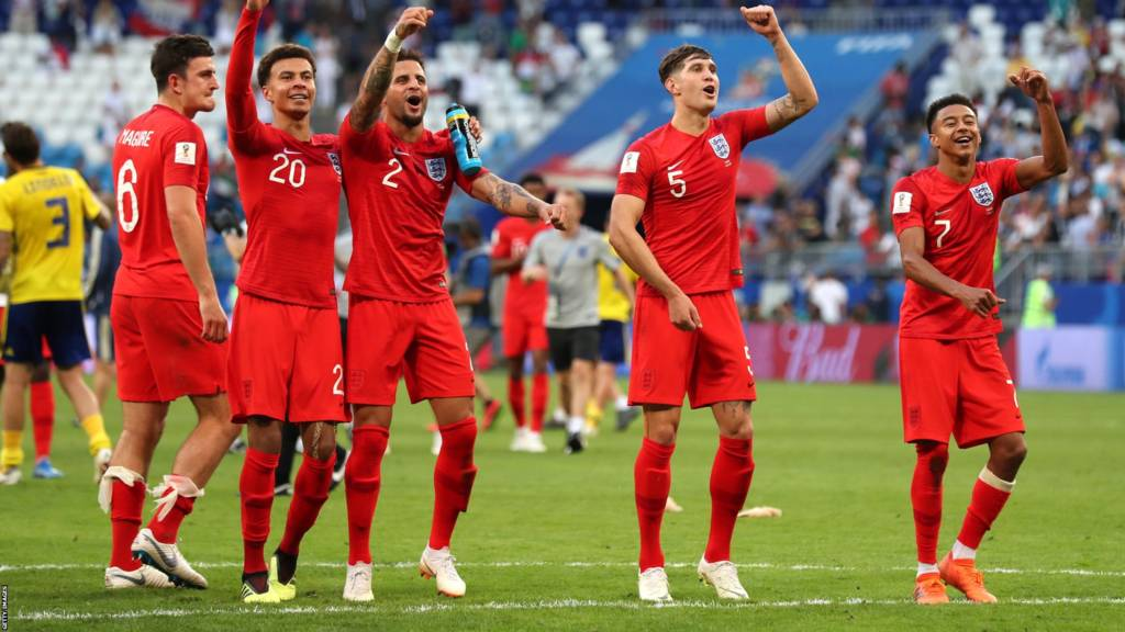 Matt Le Tissier's plan for England to reach the World Cup final