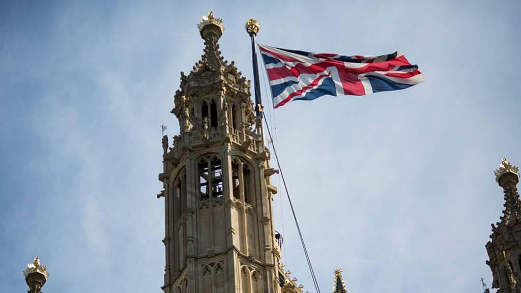 Top of parliament