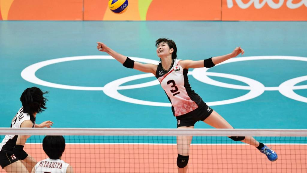 Japan's women's volleyball