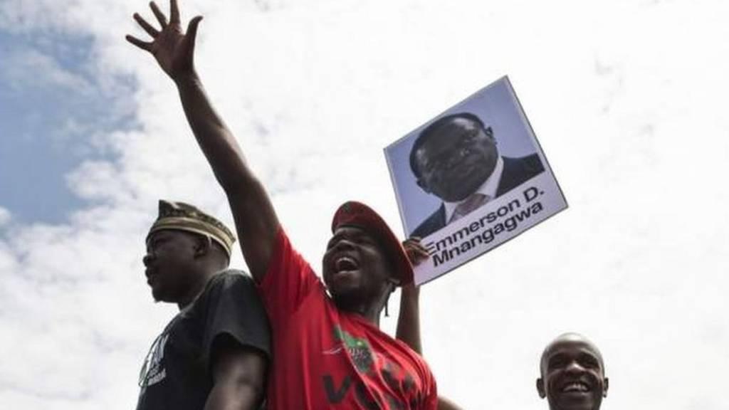Mustakbal wa Mugabe