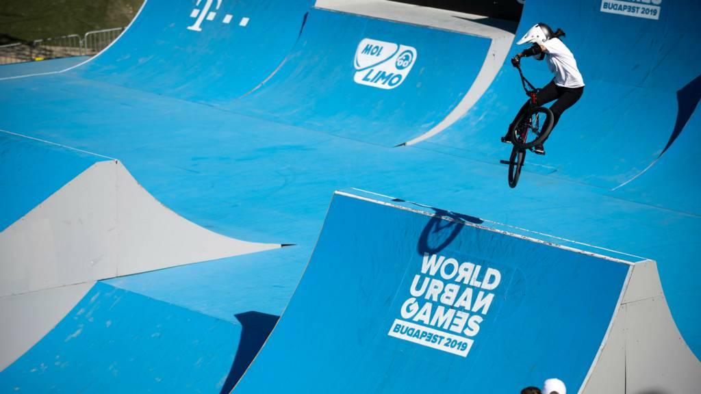 World Urban Games 2019 BMX