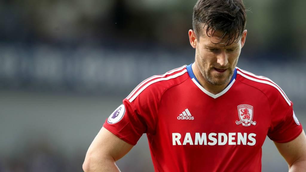 Middlesbrough's David Nugent