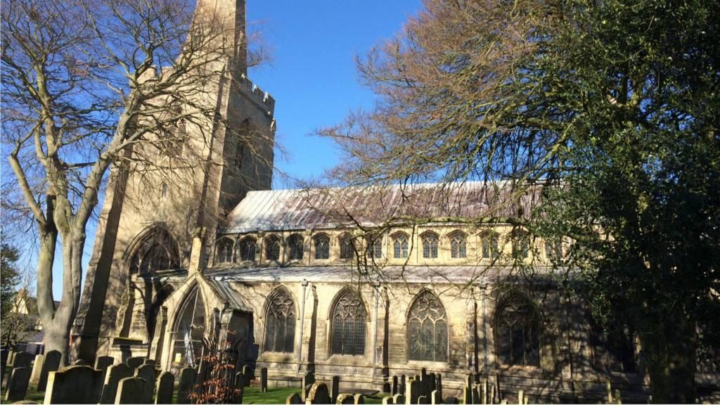 Holbeach Church