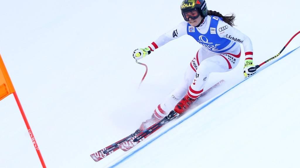 Christina Ager of Austria