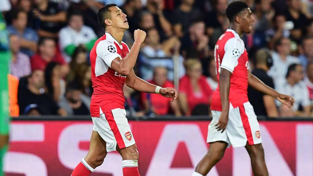 Sanchez celebrates