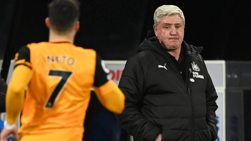 Newcastle's Steve Bruce