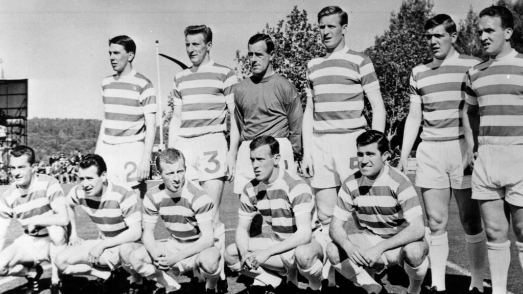 Celtic prepare to take on Inter Milan