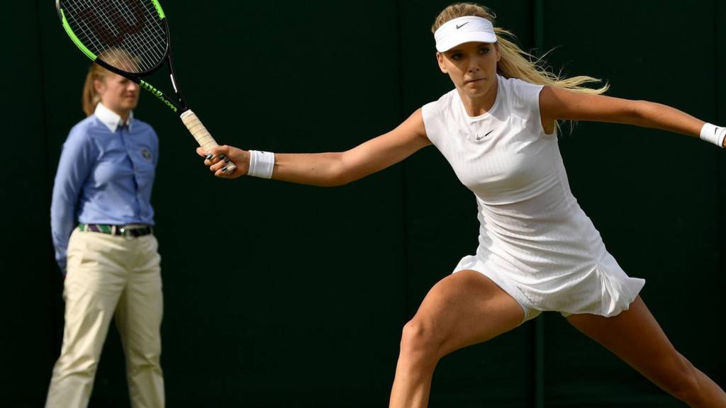 Wimbledon 2018 -- Women's third-round matches