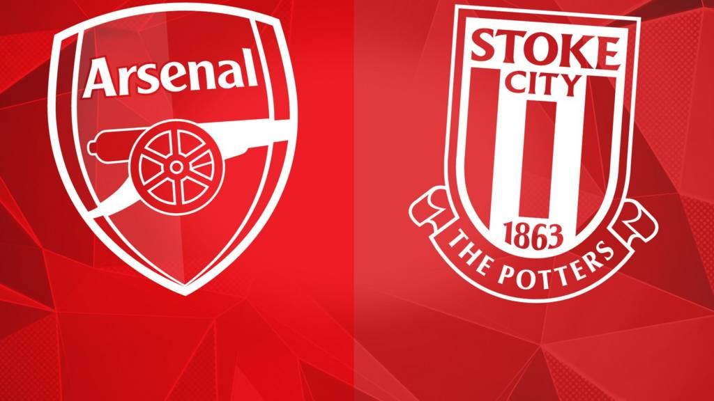 Arsenal v Stoke City