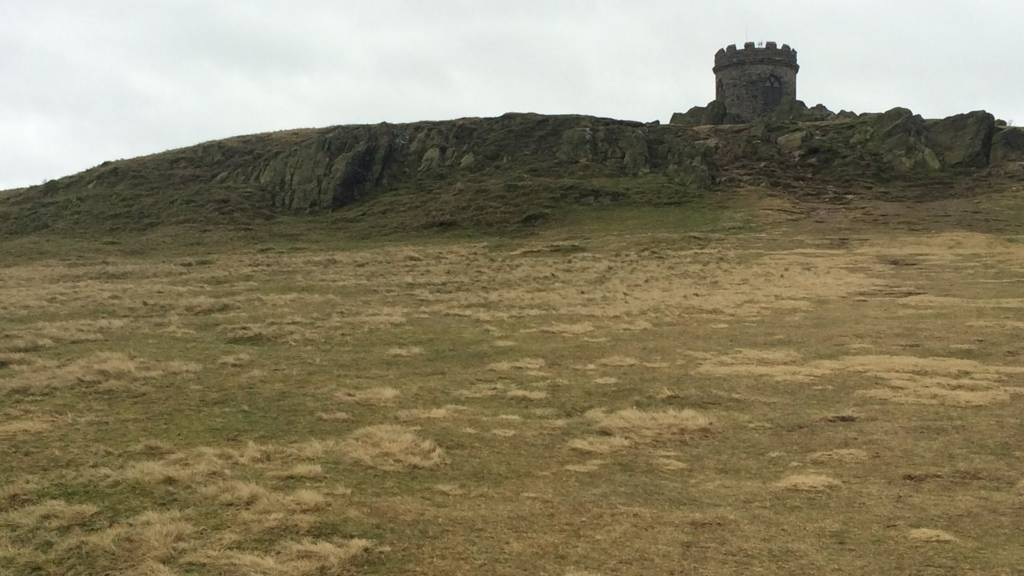 Old John at Bradgate Park