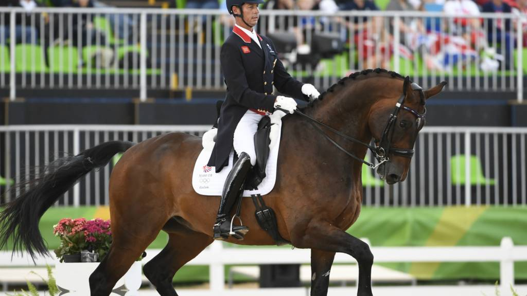 GB's Carl Hester