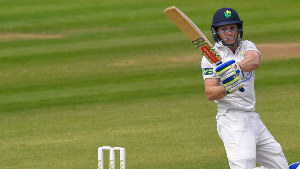 Glamorgan's Mark Wallace