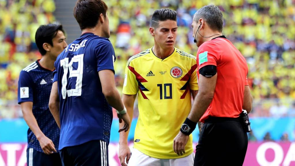 0b665ee4911 Relive the match between Colombia and Japan in World Cup Group H ...