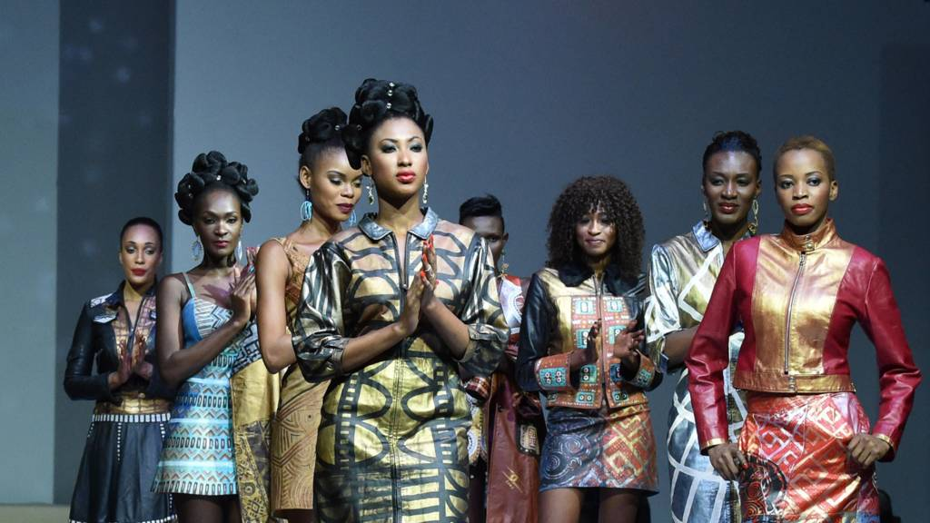 Models in Senegal