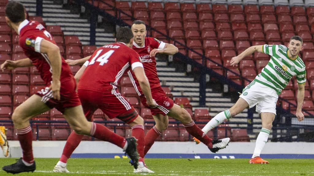 Scottish Cup semi-final: Celtic 2-0 Aberdeen - are holders cruising into  final? - Live - BBC Sport