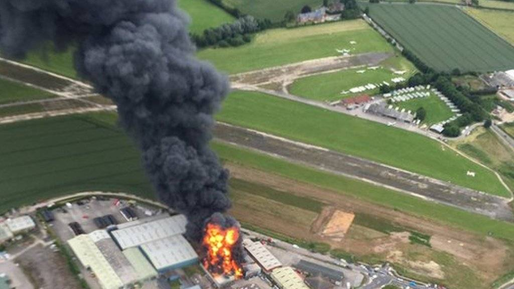 Pocklington fire
