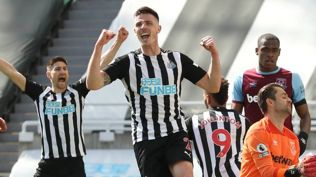 Newcastle score