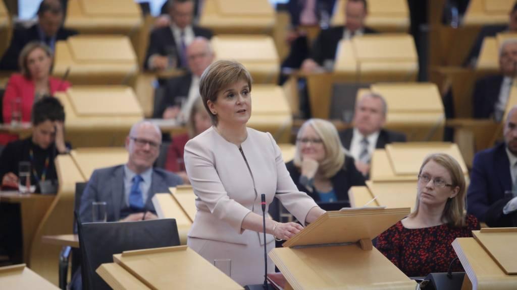 Ms Sturgeon