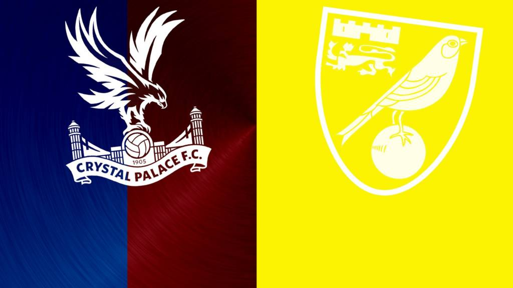 Crystal Palace v Norwich