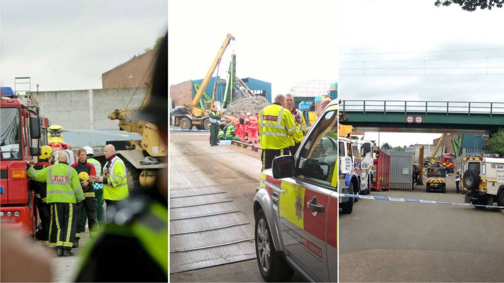 Nechells recycling plant incident