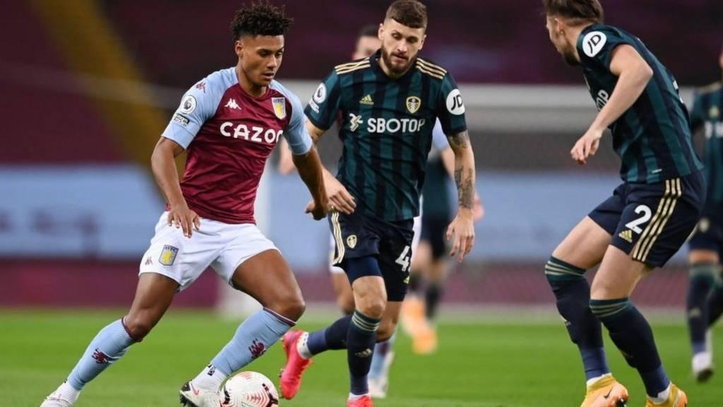 Premier League LIVE: Aston Villa v Leeds United score ...